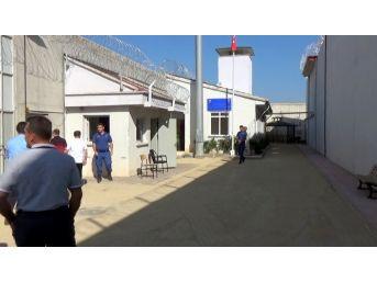 Yenişehir Kadın Kapalı Cezaevi'nin Çevresi Düzenlendi