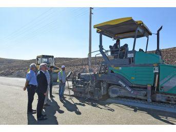 Çorum Belediyesi Yol Yapımında Yerli Üretime Geçiyor