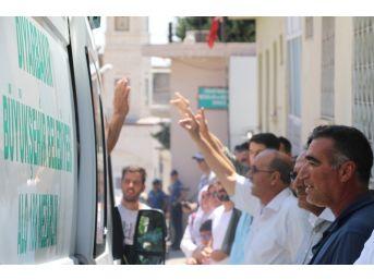 Diyarbakır Şehidi 'kahrolsun Pkk' Sloganları İle Defnedildi
