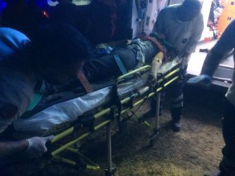 Düzce'de Trafik Kazası 8 Kişi Yaralandı