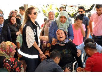 Adıyaman Şehitlerinden Aydın Özer, Nizip'te Son Yolculuğuna Uğurlandı