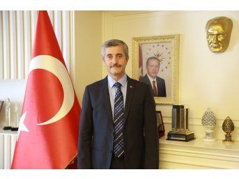 Başkan Tahmazoğlu'ndan Ak Parti'nin Kuruluş Yıl Dönümü Kutlaması