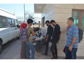 Hatay'da 6 Mülteci Yakalandı