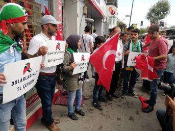 Araplar, Türkiye'ye Destek İçin Dolar Yaktı, Dolar Bozdu
