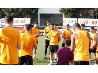 Galatasaray, Göztepe Maçı Hazırlıklarını Tamamladı