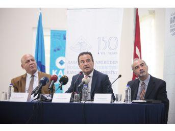 Prof. Dr. Haluk Özener: ''marmara'daki Deprem Minimum 7.2 Olacak''