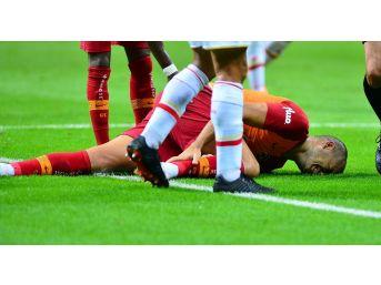 Spor Toto Süper Lig: Galatasaray: 1 - Göztepe: (maç Sonucu)