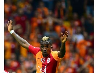 Spor Toto Süper Lig: Galatasaray: 1 - Göztepe: (ilk Yarı)
