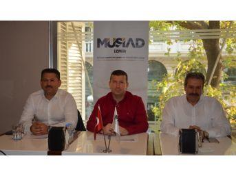 Müsiad İzmir Başkanı Ümit Ülkü: