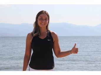 (özel Haber) Bengisu'dan Manş Denizi'nde Rekor