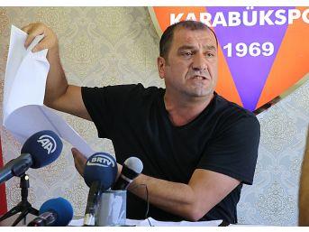 """Aytekin: """"vergi Ve Ssk Borcumuz 13 Milyon 210 Bin Lira"""""""