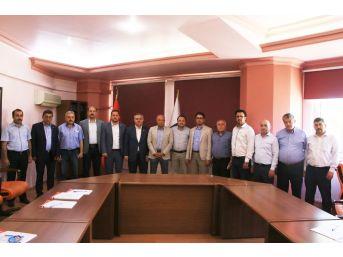 Karaman'da İstişare Toplantısı