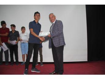 İncesu Yaz Spor Okulları Sertifikaları Dağıtıldı