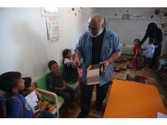 İhh Vakfı Genel Başkanı Yıldırım, Suriye'den Abd'ye Tepki Gösterdi