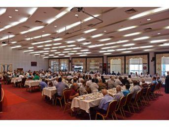 Vali Tekinarslan Muhtarlar, Stk'lar Ve Oda Başkanları İle Bir Araya Geldi