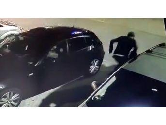 Bayram Yolculuğunda Hırsızların Kurbanı Oldu