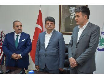Türkmenistanlı İş Adamından Kırıkkale'ye Yatırım
