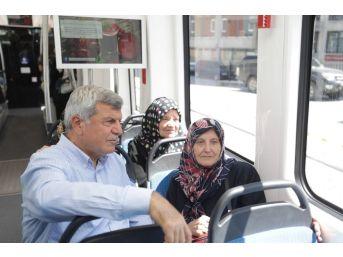 """Başkan Karaosmanoğlu, """"artık Depreme Daha Hazırlıklıyız"""""""