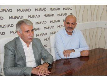Elazığ Müsiad' Dan Malatya'ya Ziyaret