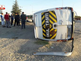 Malatyaspor Taraftarı Dönüş Yolunda Kaza Yaptı: 1 Ağır Yaralı
