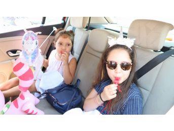 Çocuklar Ebeveynlerini Trafikte 'kırmızı Düdük' İle Uyaracak