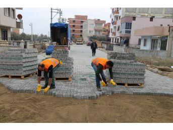 Turgutlu'da 117 Sokak Yenilenerek Hizmete Açıldı
