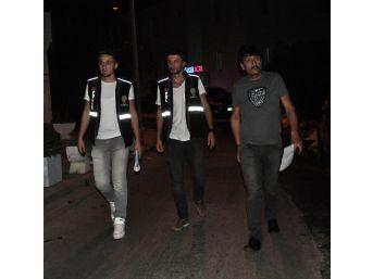 Bodrum'da Kaçak Göçmenlere Şok Baskın