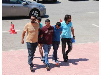 Diyarbakır'dan Bodrum'a Getirdikleri Uyuşturucuyu Araziye Sakladılar