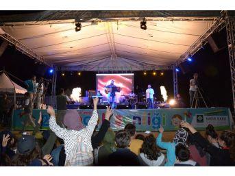 Zorkun Yaylası Çocuk Şenlikleri Hakan Sekin Konseri İle Coştu