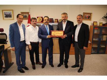 Başkan Kılıç'ın Ankara Temasları