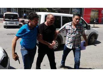 Gasp Olayına Karışan Cezaevi Firarisi Yakalandı