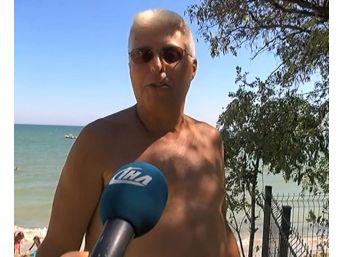 (özel) Plajlar Emeklilere Kaldı