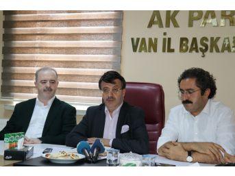 Başkan Türkmenoğlu: