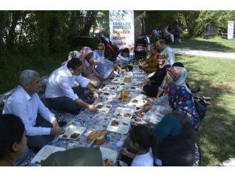 İpekyolu Belediyesinden Bin Kişilik Piknik