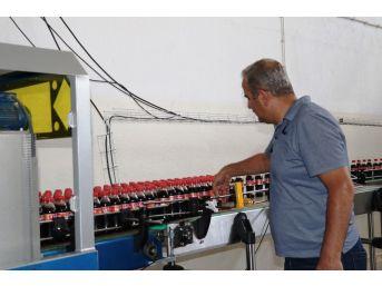 (özel Haber) Van'da Üretilen Meyve Suyu Yurt Dışına İhraç Ediliyor