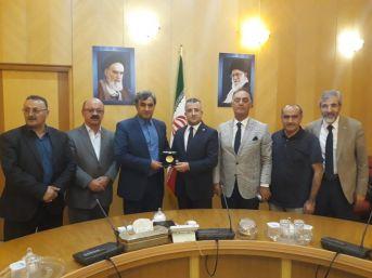 Van Heyeti İran'dan Mutlu Döndü