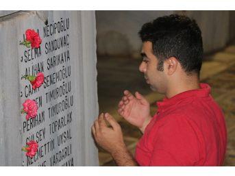 Yalova Depreminin 19'uncu Yıl Dönümü Dualar İle Anıldı
