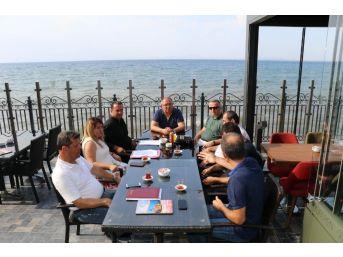 Yalova'da Topu Taşıma Masaya Yatırıldı
