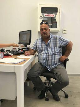Yalovalı Muhtar Bir Yıllık Maaşını Devlete Bağışladı