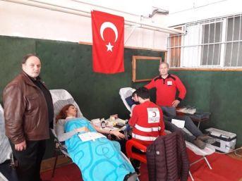 Ordu Kan Bağışında Türkiye Sıralamasının Üstünde