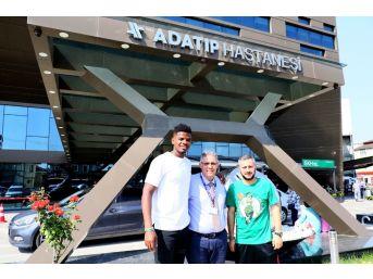 Sakarya Büyükşehir Basket Sağlık Kontrolünden Geçti