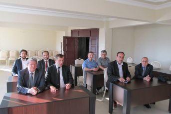 Alaplı Kent Konseyi ilk toplantısını yaptı