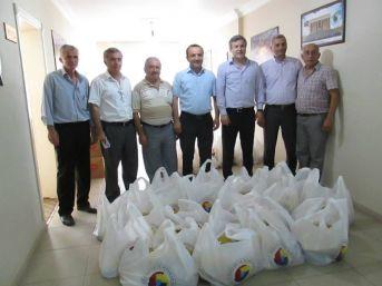 Alaplı TSO 700 aileye yardım yaptı