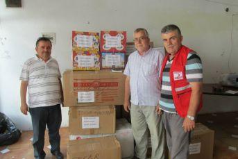 Telafer'e yardım Kampanyası devam ediyor