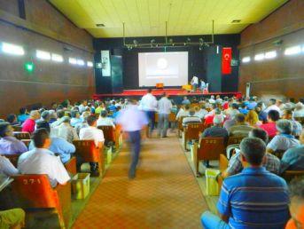 Osmancık'ta Seçim Sandığı Görevlilerine Seminer