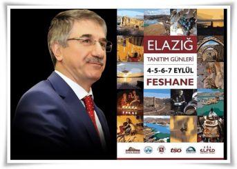 Elazığ İstanbul'da Vitrine Çıkıyor