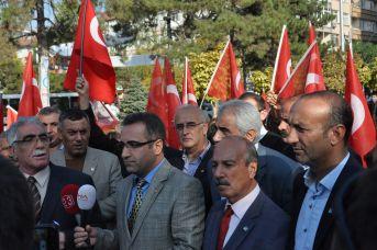 CHP ve İP'den alternatif cumhuriyet kutlaması