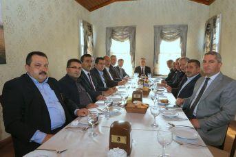 Giresunlu Belediye Başkanlarından İstanbul Çıkarması