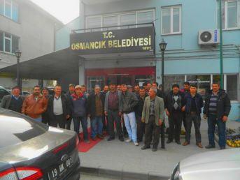 Osmancık Pazarcı Esnafından Belediyeye Tepki