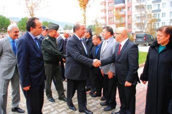 Vali Kara Osmancık'ta İncelemelerde Bulundu